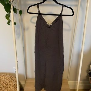 Monk and Lou midi cami dress